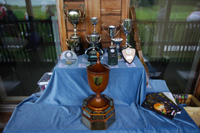 Club Champs 2017 Trophies