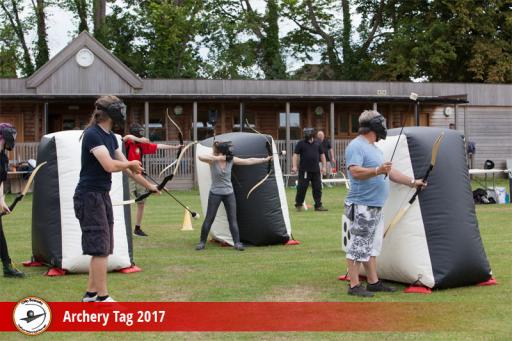 Archery Tag 2017 30 wm
