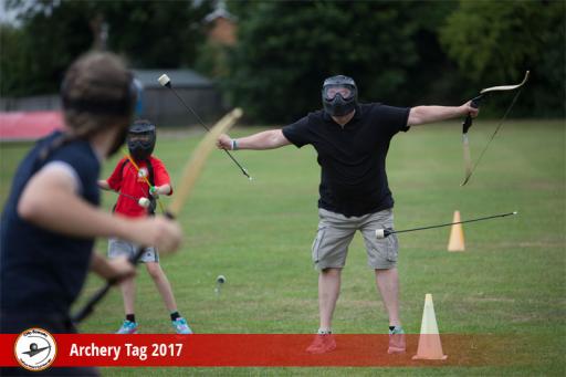 Archery Tag 2017 80 wm