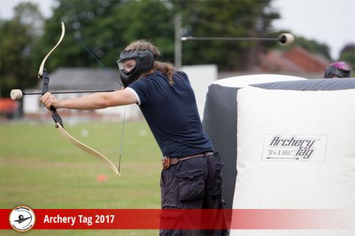 Archery Tag 2017 50 wm